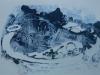 Karpfen blau