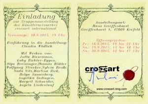 Crossart